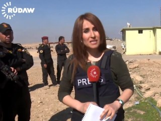 Rudaw TV Journalist Shifa Gardi Killed by Roadside Bomb