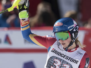 Mikaela Shiffrin One Step Closer to World Cup Title After Win