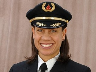 Soaring to New Heights: Meet Delta's First Black Female Captain