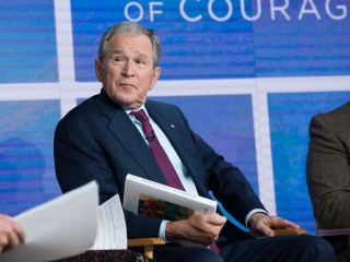 George W. Bush: Free Press 'Indispensable to Democracy'