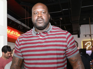 Why is Shaq Feuding With Warriors Center on Social Media?