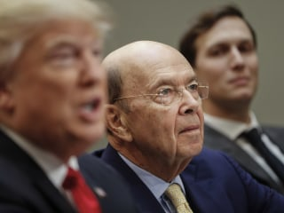 Donald Trump's Cabinet: Wilbur Ross Confirmed as Secretary of Commerce