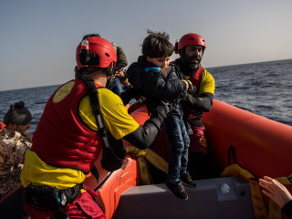 Refugee Crisis: Women, Children Report Sexual Violence, Abuse on Migration Trail, Says UN