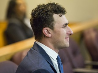 Johnny Manziel to Judge: 'I Need to Get my Life in Order'