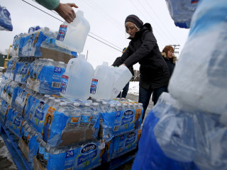 Michigan Ends Flint Water Credit Amid Disagreement on Recovery