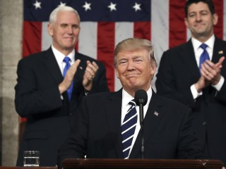 Full Transcript: President Trump's Address to Congress