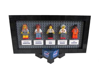 Lego Making 'Women of NASA' Figures