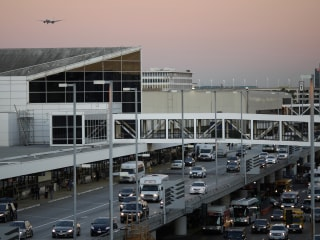 Nitroglycerin Detected on LAX to Amsterdam Plane
