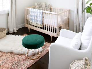 8 Ideas for a More Organized Baby Nursery
