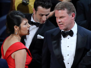 PwC Accountants Behind Oscars Flub Booted From Show and Are Under Protection