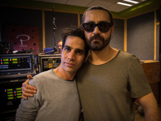 Iran's Shahin Najafi and Israel's Aviv Geffen Come Together in Song