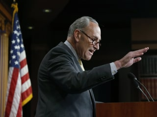 Sen. Chuck Schumer Calls on Trump to Veto Measure Letting ISPs Sell Data Without Consent