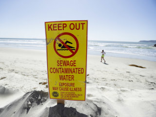 Massive Sewage Spill Near San Diego Sparks Outrage at Packed Meeting