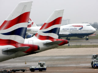 Mouse Delays British Airlines Flight Bound for San Francisco