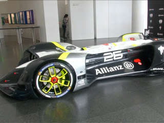 This Autonomous Race Car Is Driving into the Future