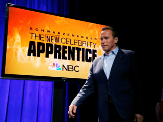 Schwarzenegger Quits 'The Celebrity Apprentice,' Citing Too Much 'Baggage'