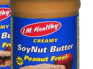 I.M. Healthy Soy Nut Butter Recalled After 12 Sickened by E. Coli