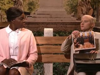 'SNL' Uses 'Forrest Gump' to Poke Fun at Sessions, Conway