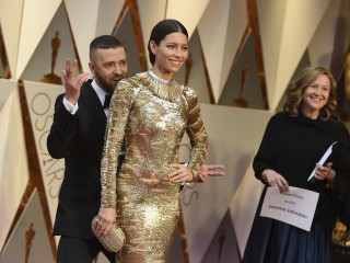 Justin Timberlake Threw Wife Jessica Biel a Roller-Skating Birthday Party