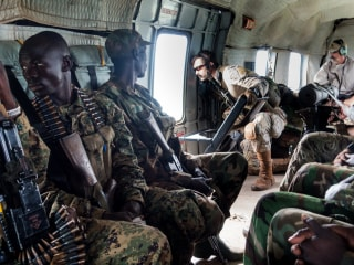 Inside the Green Berets' Hunt for Wanted Warlord Joseph Kony