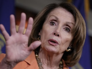Pelosi Tells Trump: 'We're Willing to Listen'
