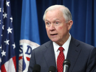 Jeff Sessions Defends Confirmation Testimony About Russia