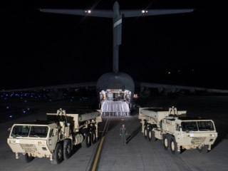 U.S. Begins Shipping Controversial Anti-Missile System to South Korea