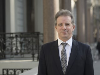 Senate Intel Committee May Interview Ex-UK Spy Christopher Steele