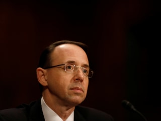 Who Is Rod Rosenstein? Trump Pick for Deputy Attorney General Would Oversee Russia-Ties Investigation