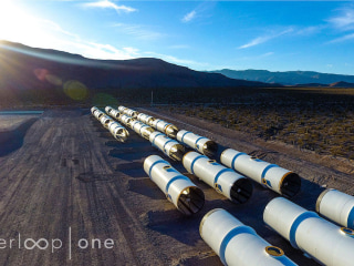 Hyperloop Track Unveiling Brings Elon Musk's Dream a Step Closer to Reality