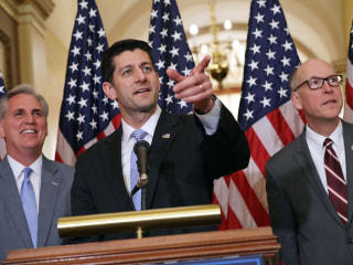 First Read's Morning Clips: Trumpcare or Ryancare?