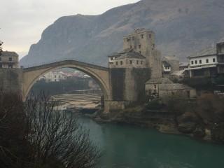 Bosnian War, 25 Years Later: Mostar Bridge Illustrates Lingering Divide