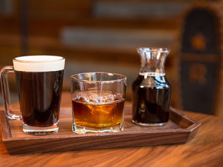 Starbucks Starts Selling Whiskey Barrel-Aged Coffee