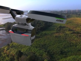 Avoid Gridlock with this Self-Driving Car Drone Hybrid