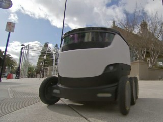 Robots Could Change the Face of Food Delivery