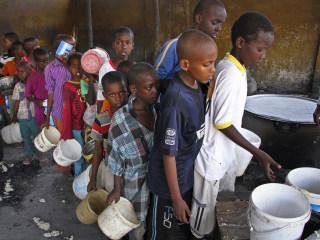Famine in East Africa: Multiple Crises Strain Efforts to Respond