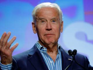The 'Only Bipartisan Thing' Left: Former VP Joe Biden Takes On Cancer