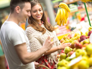 Want to find love? Go grocery shopping.