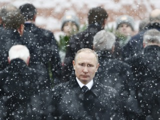Vladimir Putin Occupies Russians' Dreams, Web Search Engine Says