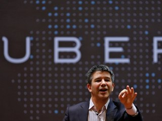 Uber Board Has Full Confidence in CEO Kalanick, Huffington Says