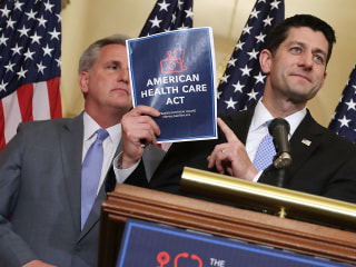GOP Health Care Bill: Tweaks to AHCA Make Some Hate It Even More