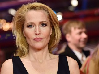 Gillian Anderson Reveals Struggle With Mental Health