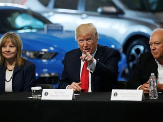 Trump Administration Reviewing Obama-era Fuel Efficiency Rules on Auto Industry