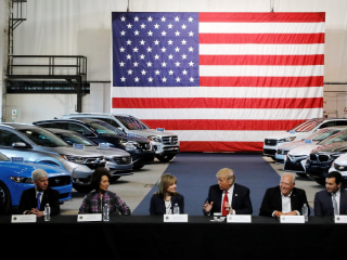 Tariffs may wind up hurting Trump voters most of all, warn automakers