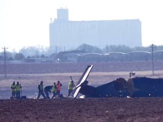 Three Airmen Killed in Training Crash in New Mexico, Air Force Says