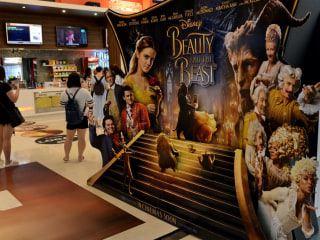 'Beauty and the Beast' Launch Begins as Disney Pulls Film From Malaysia