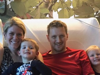 Dad Faces Amputations After Nearly Dying From Strep Throat