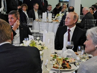 Russians Got Flynn To Take A Pay Cut For Moscow Speech