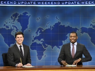 'Saturday Night Live's' 'Weekend Update' Is Ready For Prime Time