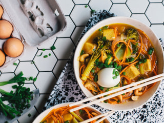 5 Better, Healthier Bowls of Ramen to Make Tonight